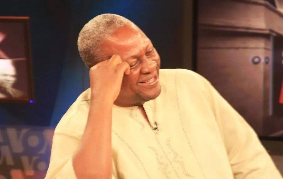 'Easy to lecture on economy than manage same' – Mahama mocks Bawumia