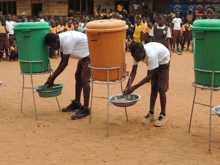 SUDEF Ghana urges intensive education on hand washing with soap