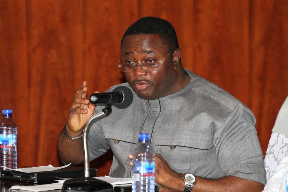 'You can't fight corruption dealing with party financiers' – Afriyie Ankrah