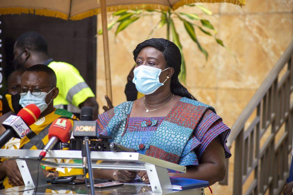 Mrs Leticia Obeng