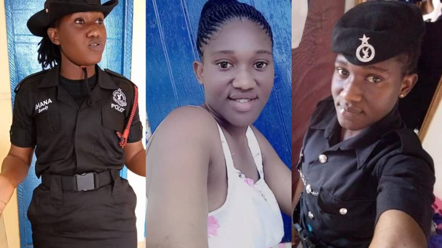 Body of Constable Sandra Asiedu Arrives in Obuasi - Family Announces Date for One Week Observation