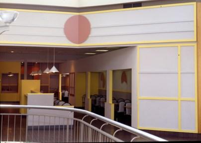 Burlington Center Food Court for Rouse Corp