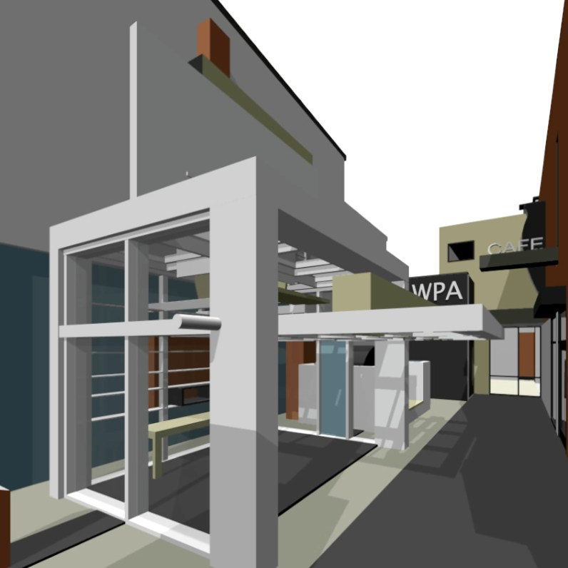 Whitman Park Artspace 7