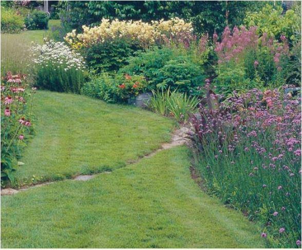 L'entretien de la pelouse
