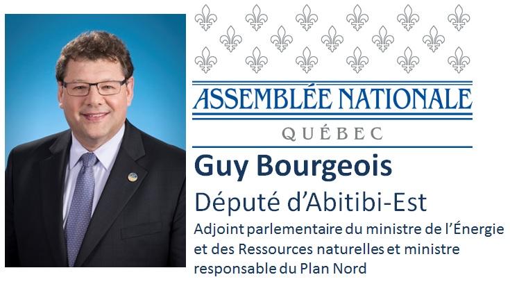 Logo Guy Bourgeois Assmeblée nationale
