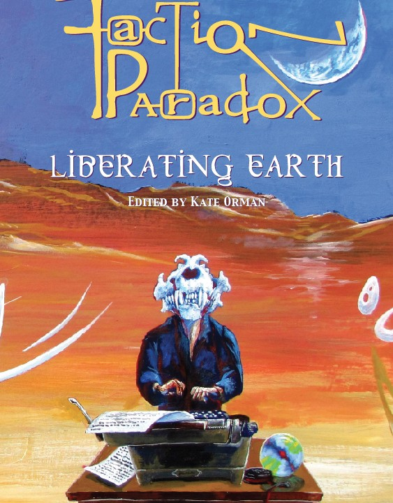 Liberating Earth cover