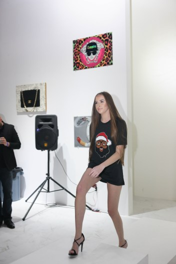 Brigade LA Opening and Toy Drive