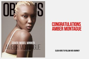 COVER MODEL WINNER | AMBER MONTAGUE