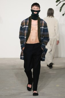 Palmiers du Mal - AW17 Look13