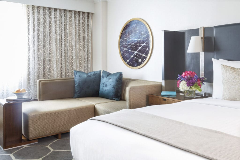 Royal Sonesta Houston | Guest Room