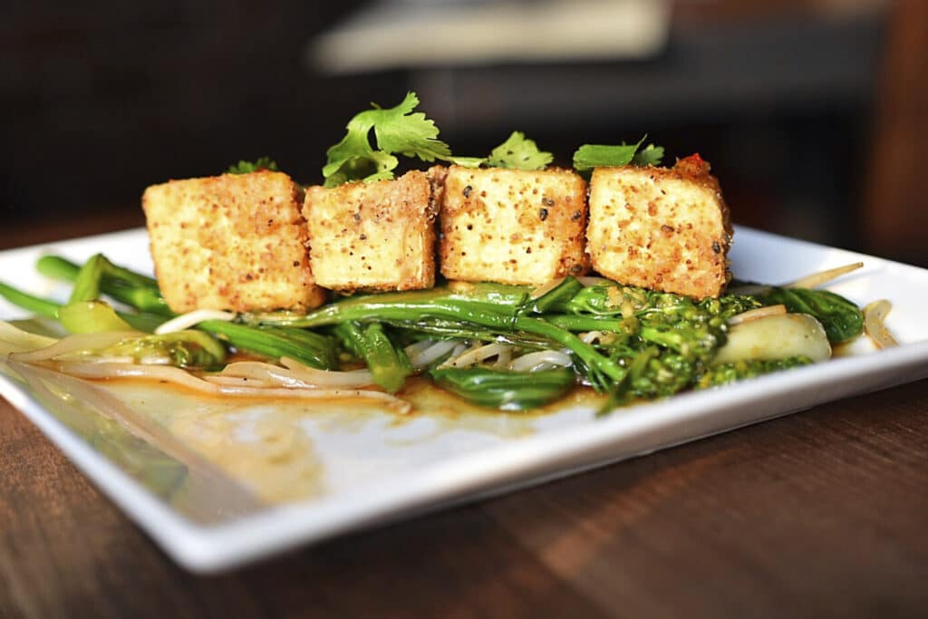 Masa 14 | Wok Stir-Fried Tofu | PH: Geron P.