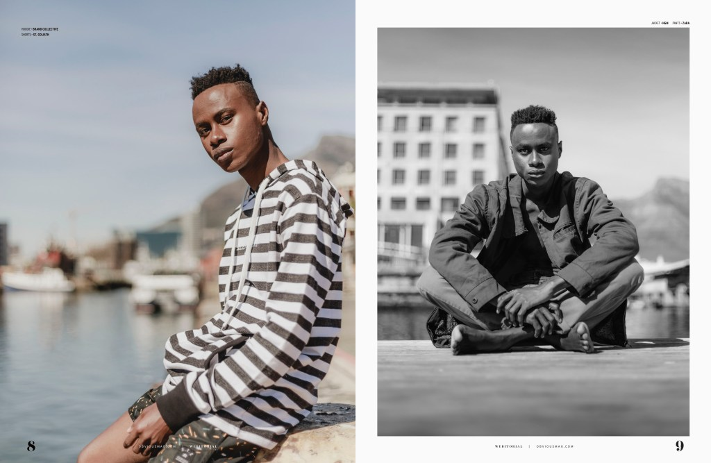 OUT & ABOUT: Ekow Barnes
