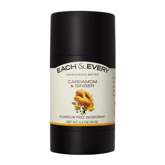 Each & Every: Worry-Free Deodorant