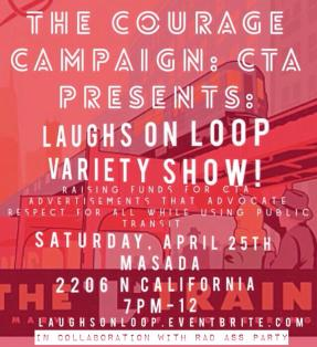 Laughs On Loop : April 25 : Chicago