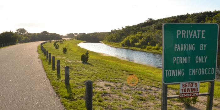 southern shores beach access