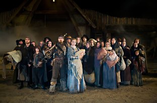'The Lost Colony' 2012 cast