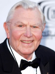 Andy Griffith (6/1-26 - 7/3/12)