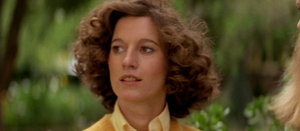 Falls Church, VA native Nancy (Loomis) Kyes plays Annie Brackett in the 1978 classic 'Halloween'.