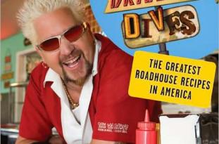 Guy Fieri visited family in the are while filming 'Diners, Drive-Ins, and Dives' on the Outer Banks in July 2012.