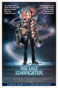 The Last Starfighter - poster