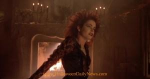 Amelia Kinkade choreographed her dance scene in 'Night of the Demons'.