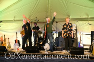 The Lovin' Spoonful at Waterside Theatre - July 20, 2014 (photo by OBXentertainment.com)