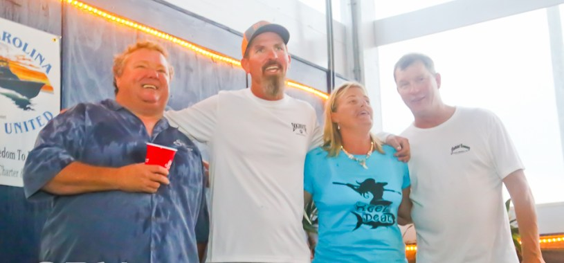 who won wicked tuna outer banks 2018