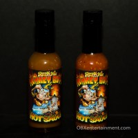 Taste Test: Spanky's Monkey Butt Hot Sauce Arrives [Video]