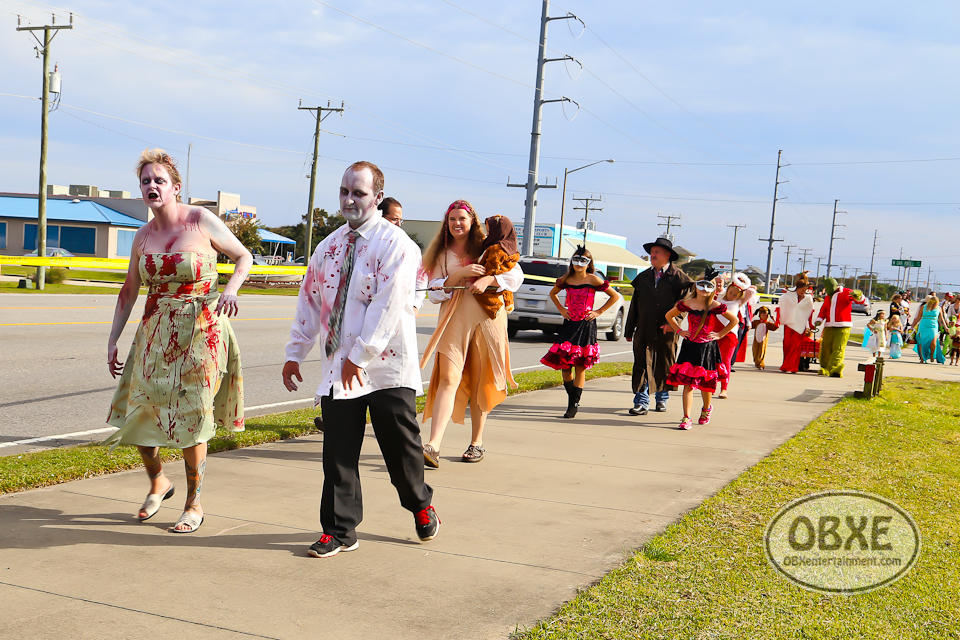 Outer Banks Halloween Parade of Costumes
