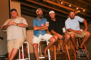 'Wicked Tuna- Outer Banks' captains on July 23, 2017 at Pirate's Cove Marina in Manteo, NC. (photo by OBX Entertainment)