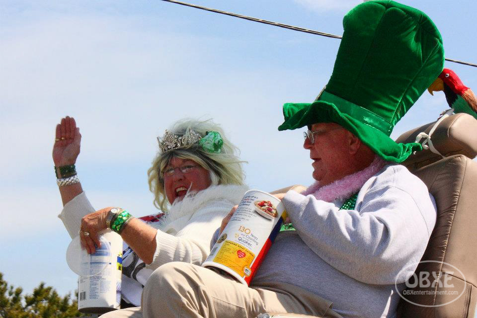 Kelly's St. Patrick's Parade Returns to Nags Head March 2018