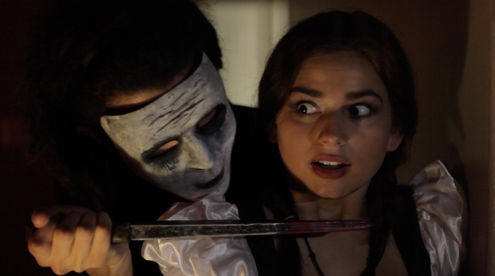 Jordan Phipps stars in the horror anthology '10/31', an Official Selection at the Halloween International Film Festival, Oct. 25-27, 2018 in Kill Devil Hills.