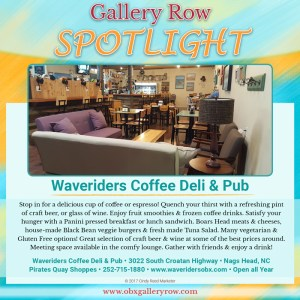 SPOTLIGHT - Waveriders Coffee Deli and Pub
