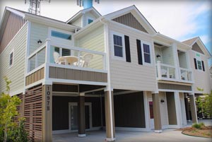 Corolla vacation rental homes