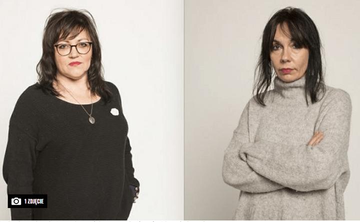 Agnieszka Markowska i Ewa Błaszczyk, Obywatele RP