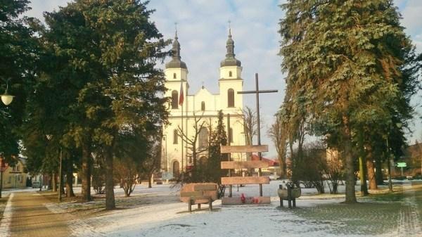 Kościół parafialny pw.św.Jakuba Apostoła