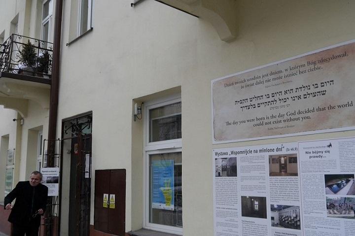 Siedziba Stowarzyszenia imienia Jana Karskiego wKielcach