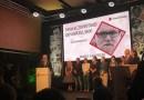 Paweł Kasprzak na gali Człowiek Roku Gazety Wyborczej