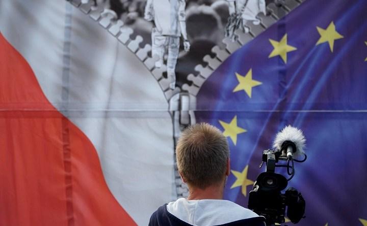 Demonstracja Europo, nie odpuszczaj w Warszawie