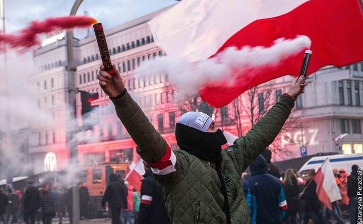 11 listopada 2016, Warszawa, fot. Katarzyna Pierzchała