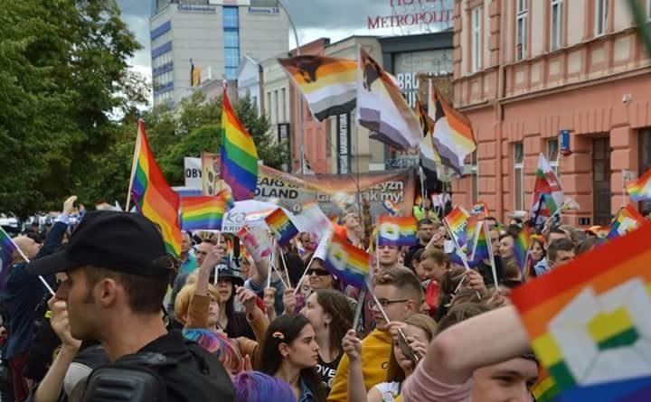 I Marsz Równości w Rzeszowie, 30 czerwca 2018