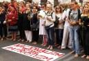 Obywatele RP na trasie marszu narodowców, 15 sierpnia 2018