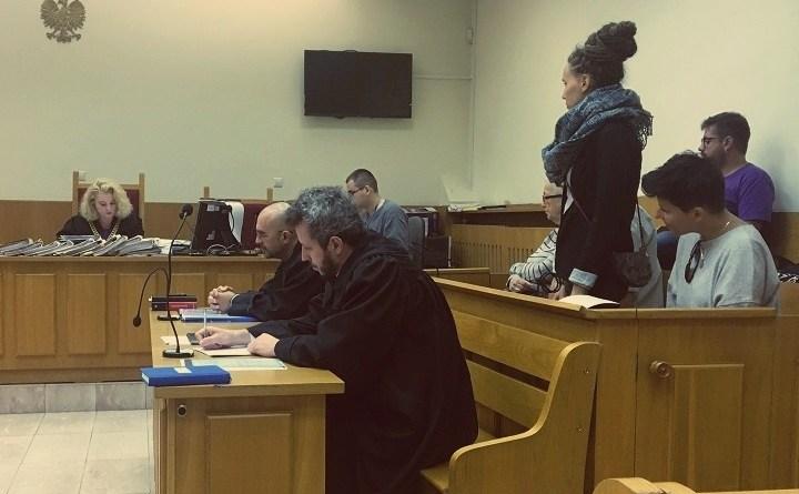 Rozprawie przewodniczyła sędzia Katarzyna Anna Kruk