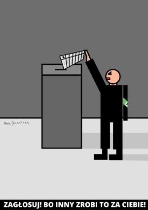 Obywatele RP - wybory samorządowe - MaxSkorwider