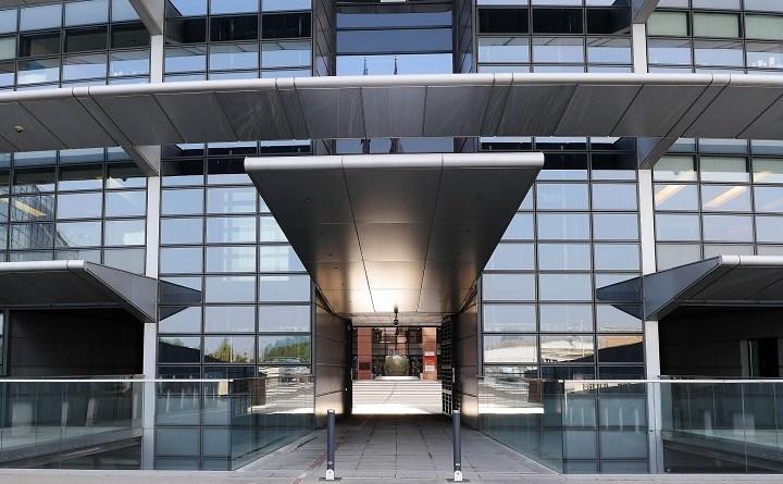 Wejście do Parlamentu Europejskiego