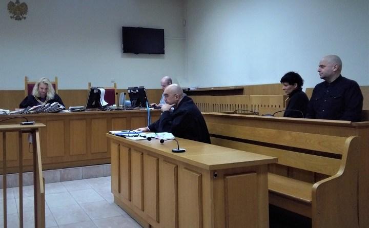Anula i Borys Stankiewicz w sądzie