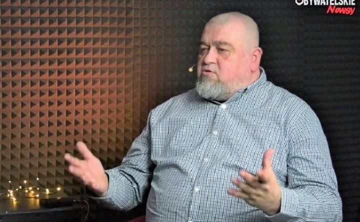 Wojciech Krzyżaniak w Rozmowach Obywatelskich