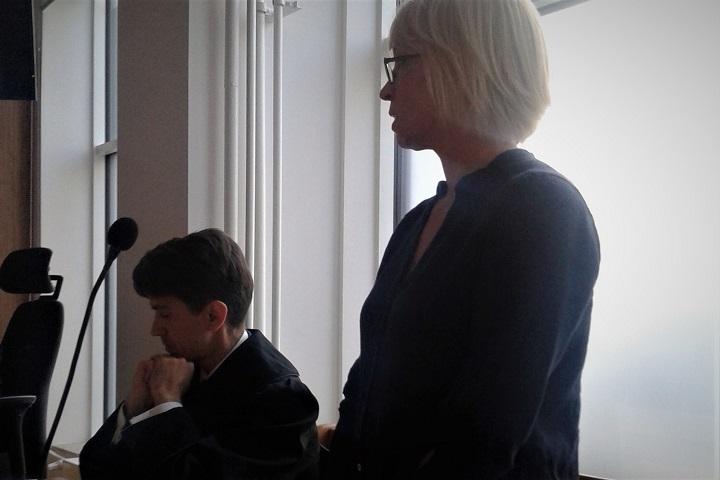 Sąd uniewinnił Zofię Radzką