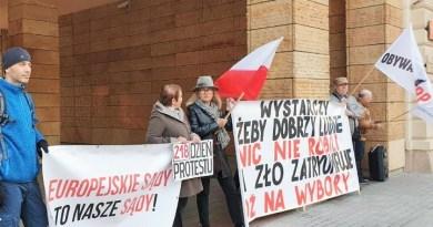Łódź nieodpuszcza. Pikiety naPiotrkowskiej [ZDJĘCIA]