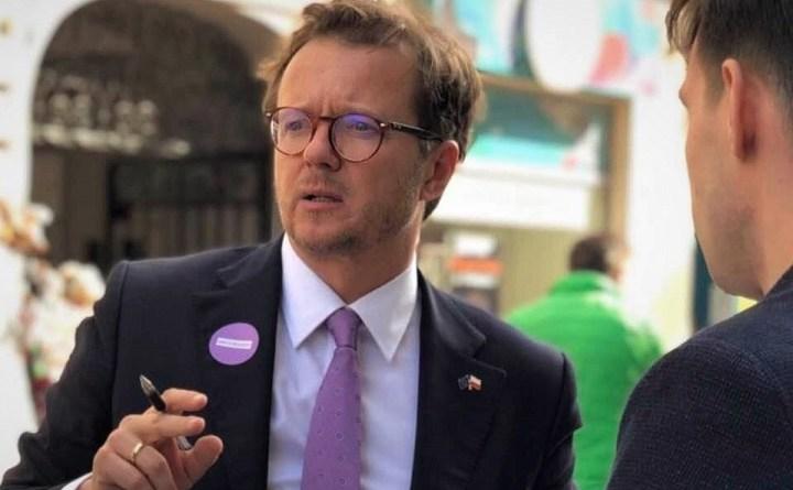 Michał Wawrykiewicz kandyduje do Parlamentu Europejskiego z listy Koalicji Europejskiej